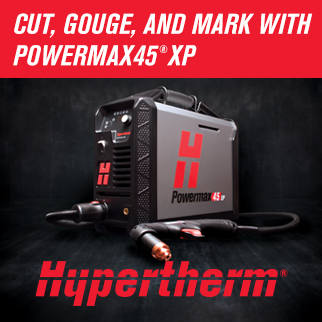 Hypertherm Powermax 45 XP Plasma Cutter